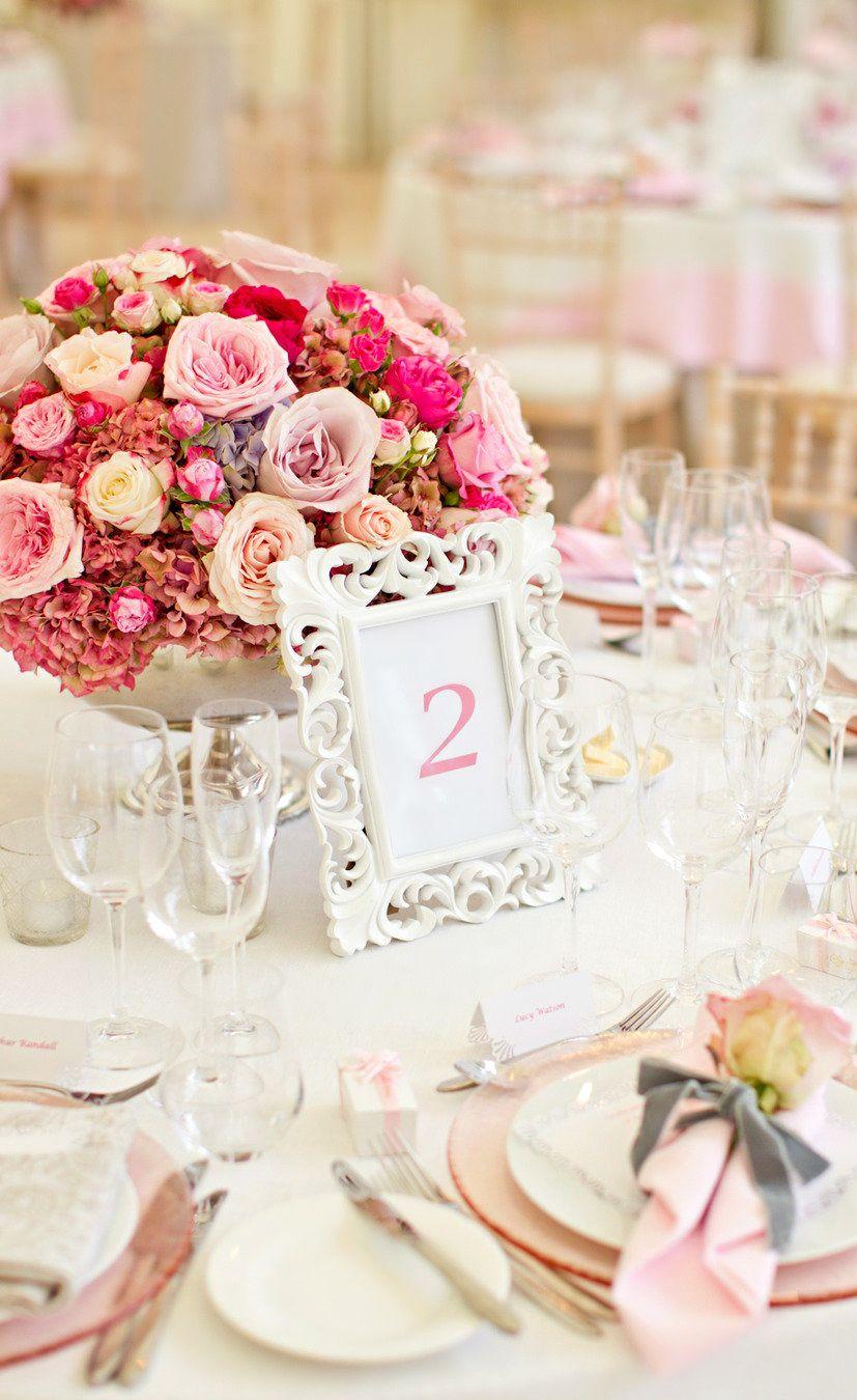 Impressive Non-Traditional Wedding Reception Ideas | Wedding tables ...