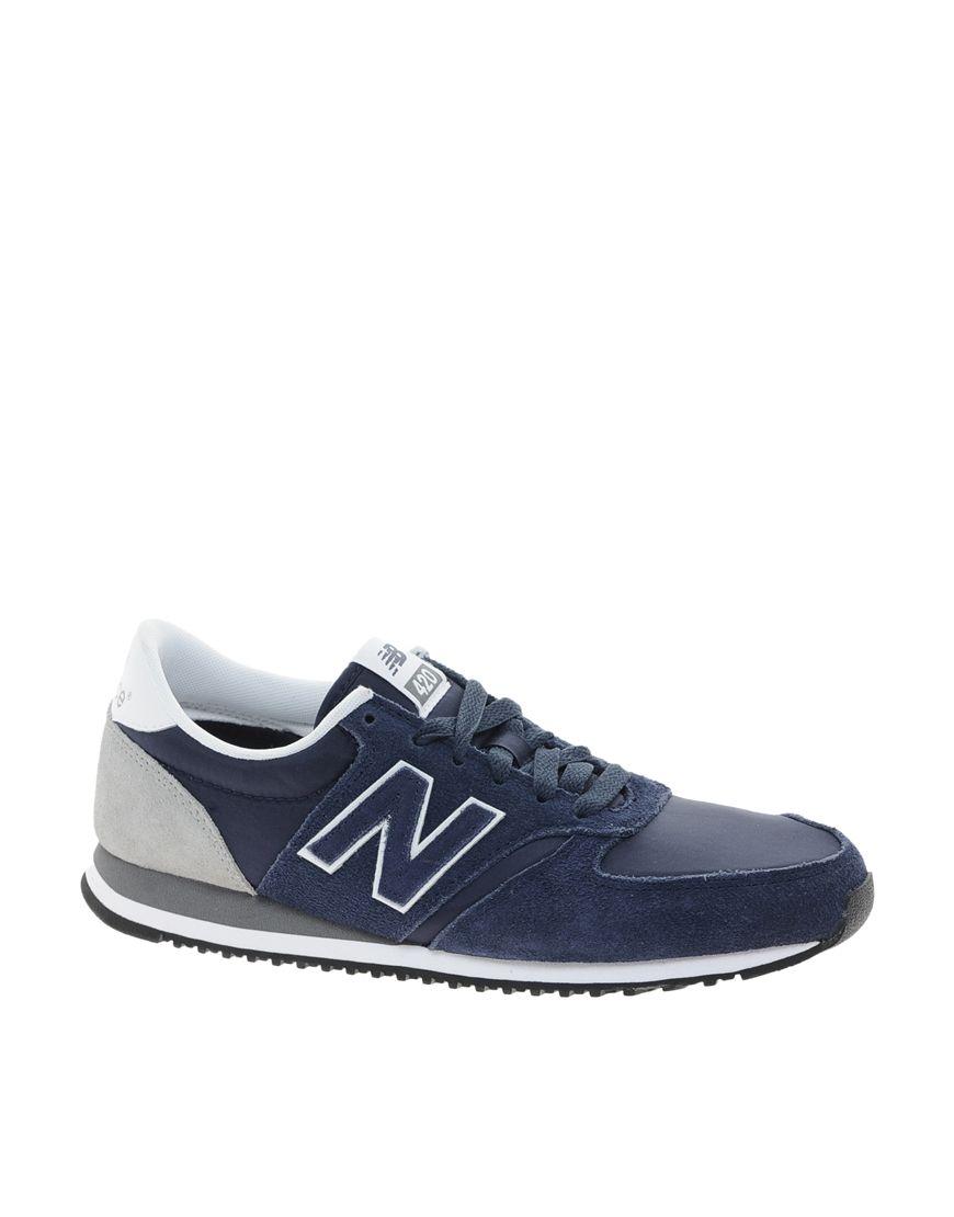 new balance azul marino 420