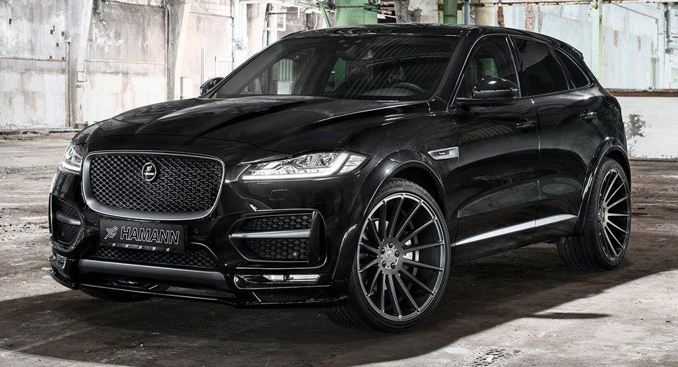 Hamann S Jaguar F Pace Distills Refined Aggression Car S