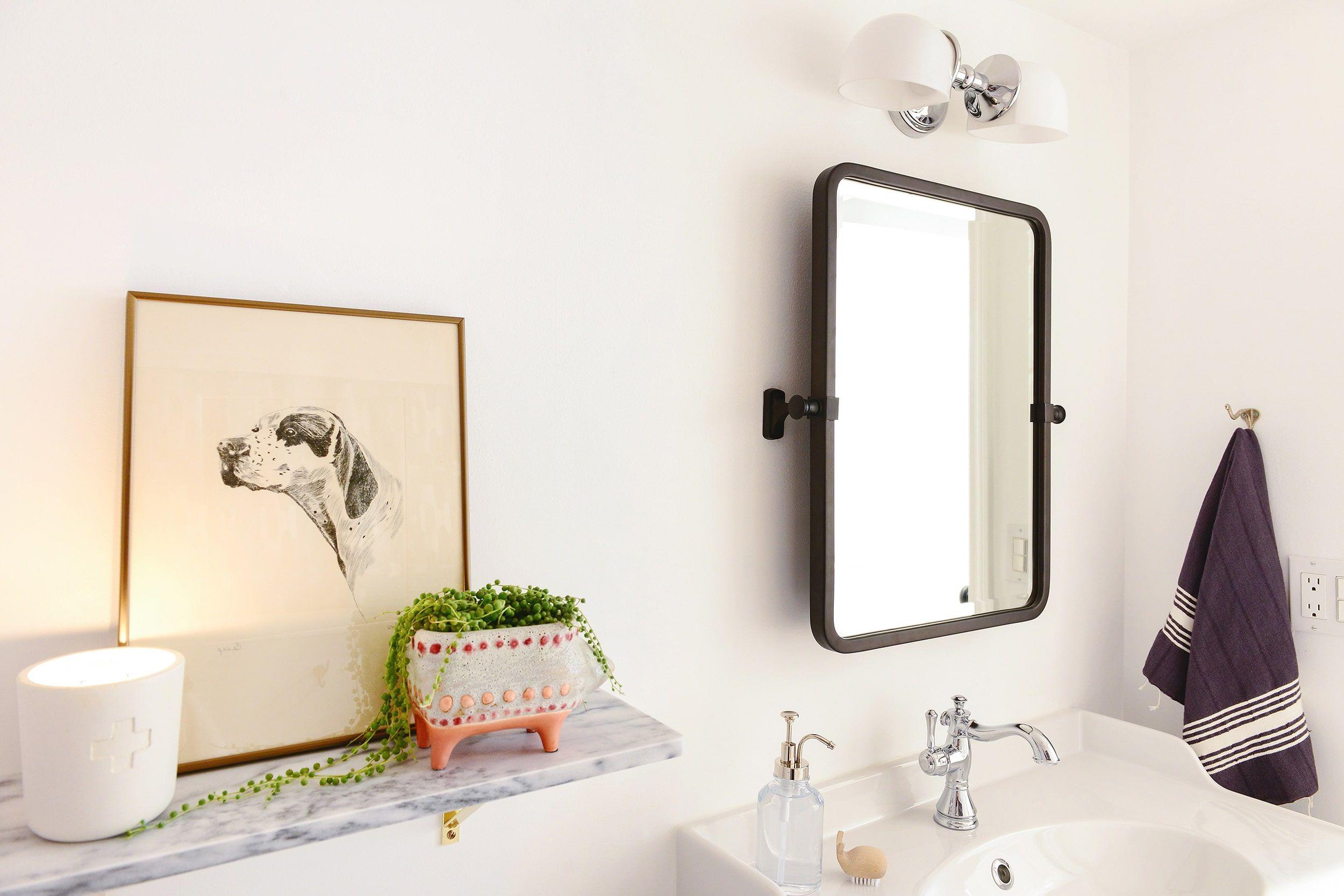 Do You Hang Art In Your Bathroom In 2020 Hanging Art Yellow Bathrooms Hanging