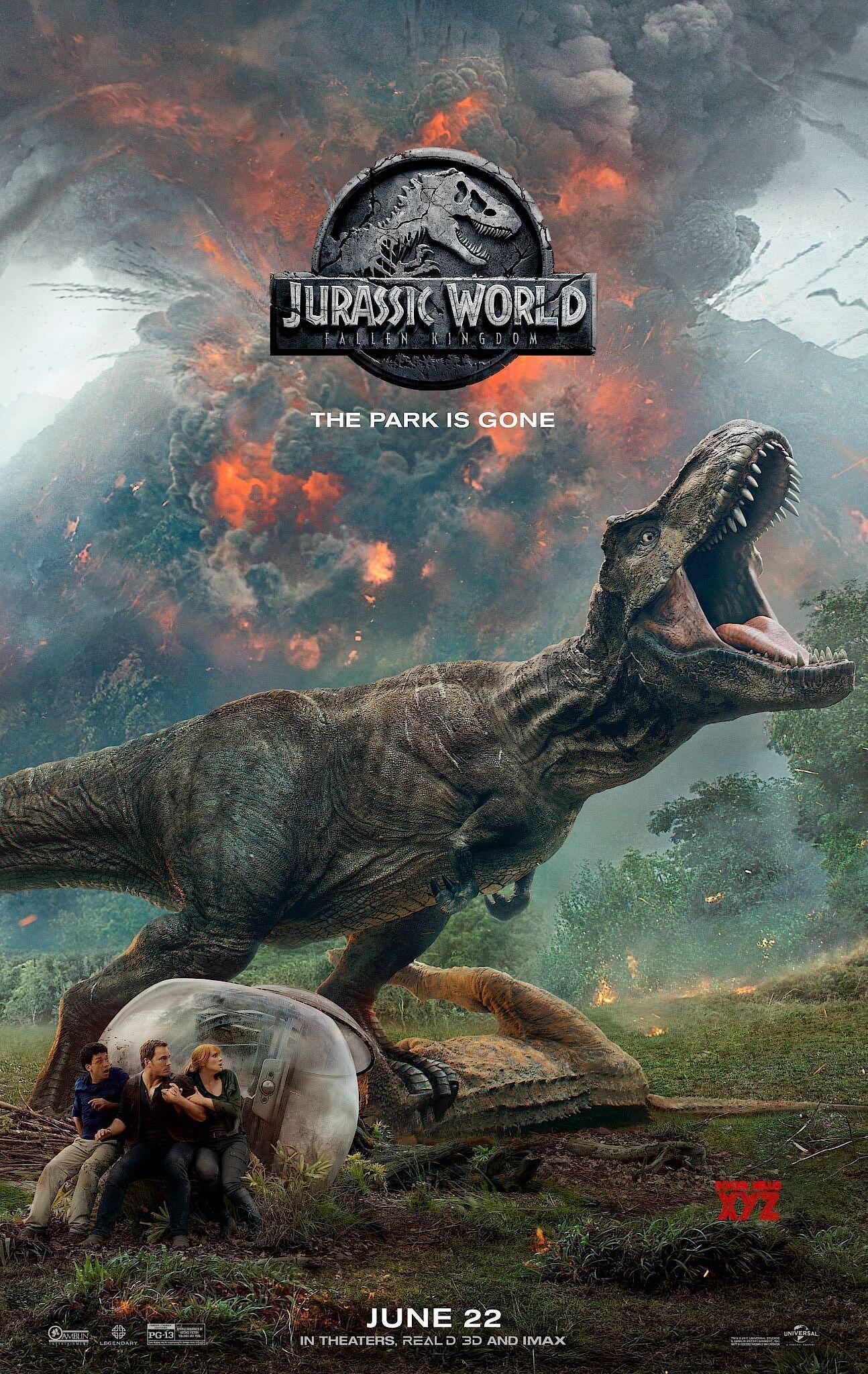 Jurassic World Reino Ameacado Jurassic World Mundo Jurassico