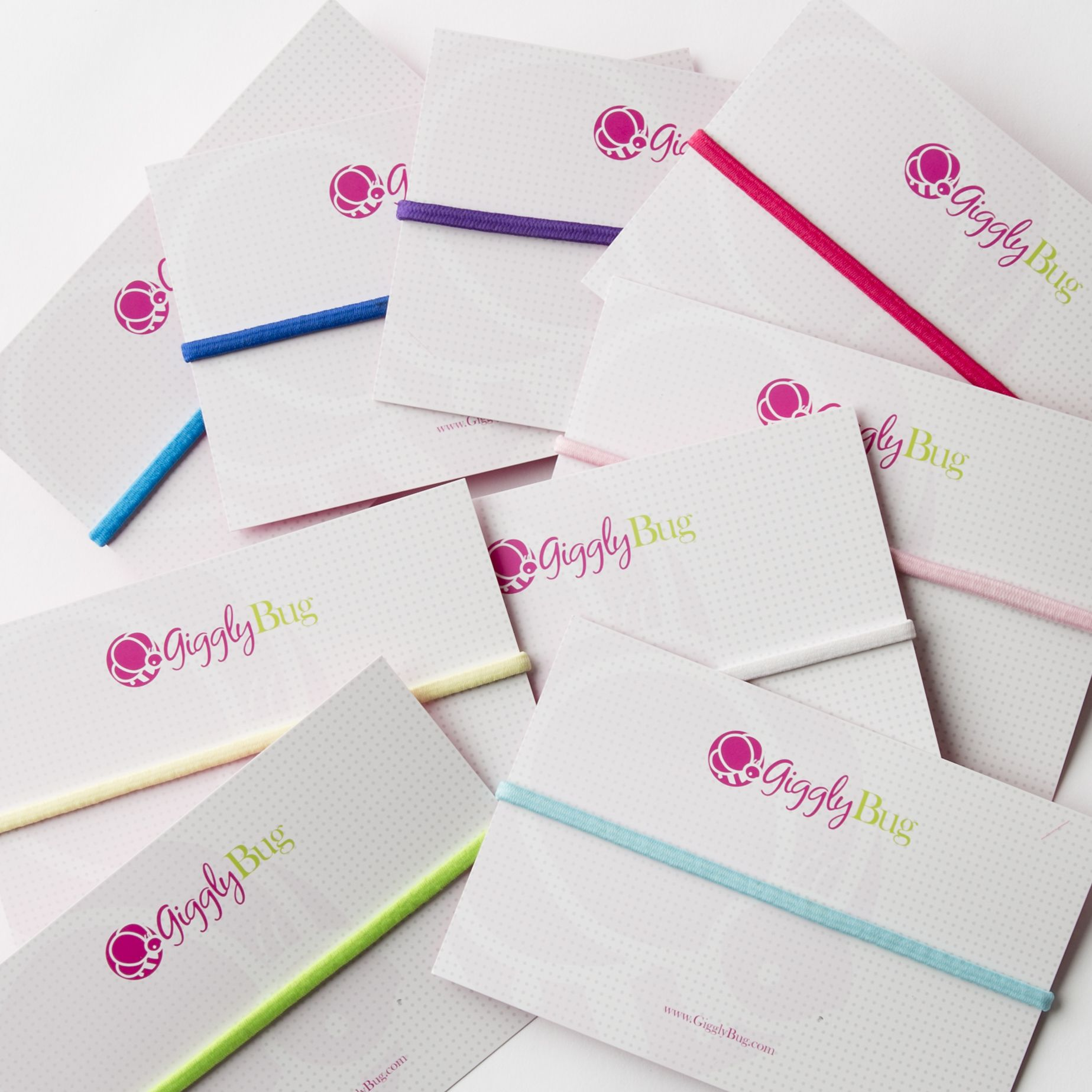 Single Thin HeadbandLooking to add color to your hairstyle, pick from Giggly Bug's variety of thin headbands Price: $2.00
