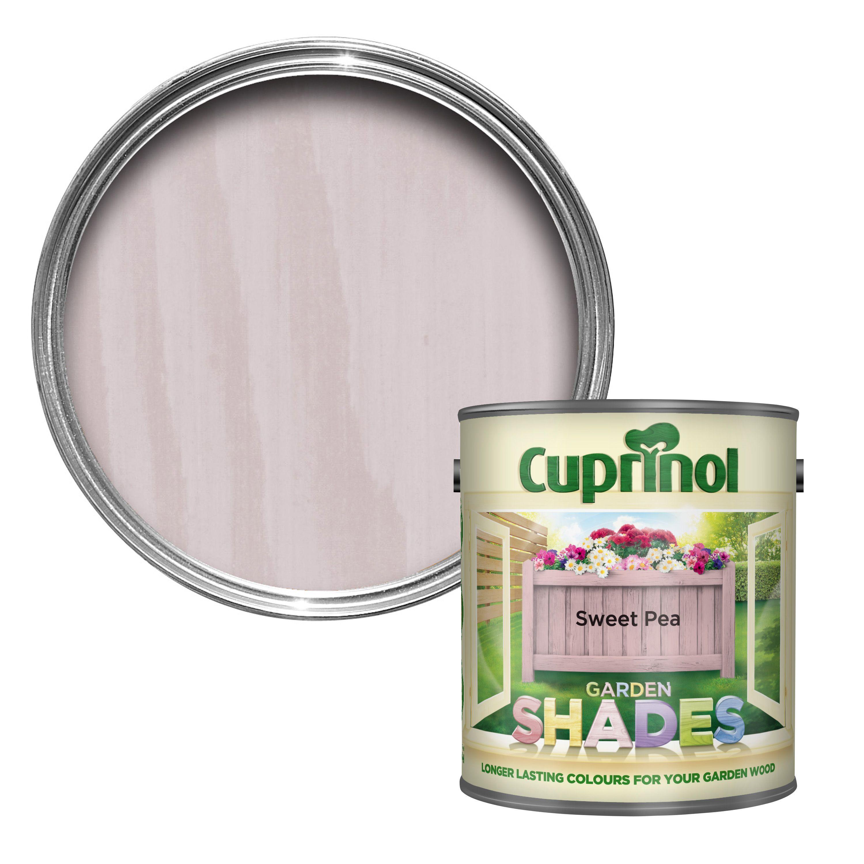 Cuprinol Garden Shades Sweet Pea Wood Paint 1L