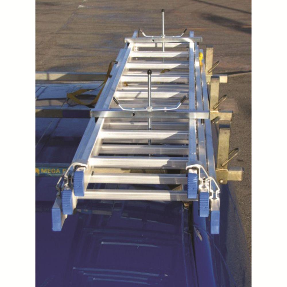Storage Design Limited Ladder Clamp Ladder, Storage
