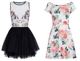 Vestidos de moda para fiestas cortos 2014