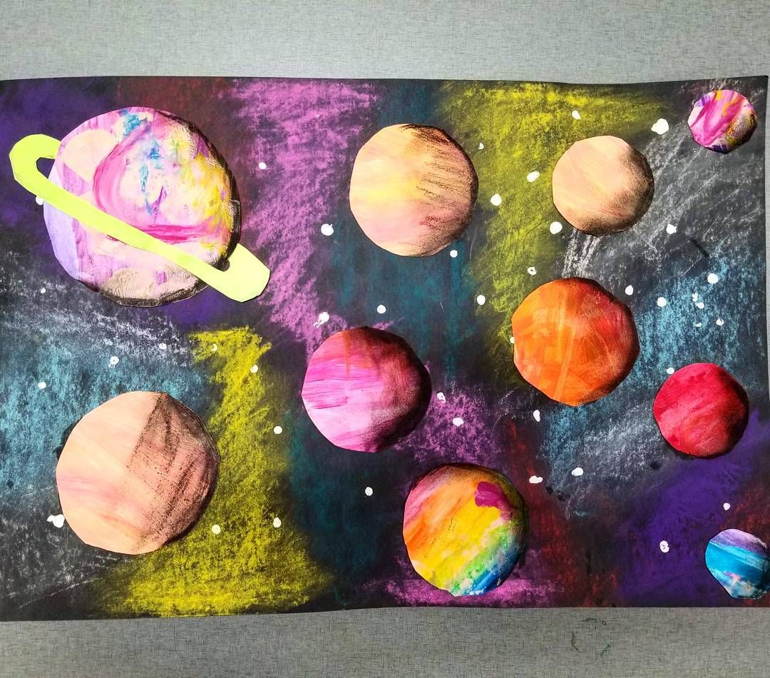 Check Out These Super Fun Intergalactic Creations That