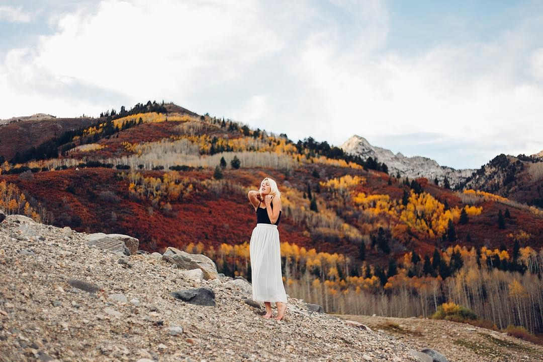 One of the most beautiful fall days I've ever shot in. Miss you all @abbyjube @falllenskies @alliemkay . 100% @elizabethgadd inspired. by brolintaylor