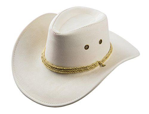 fb609b9452b51 New UwantC Mens Faux Felt Western Cowboy Hat Fedora Outdoor Wide Brim Hat  with Strap.   8.99 - 14.99  nanaclothing offers on top store