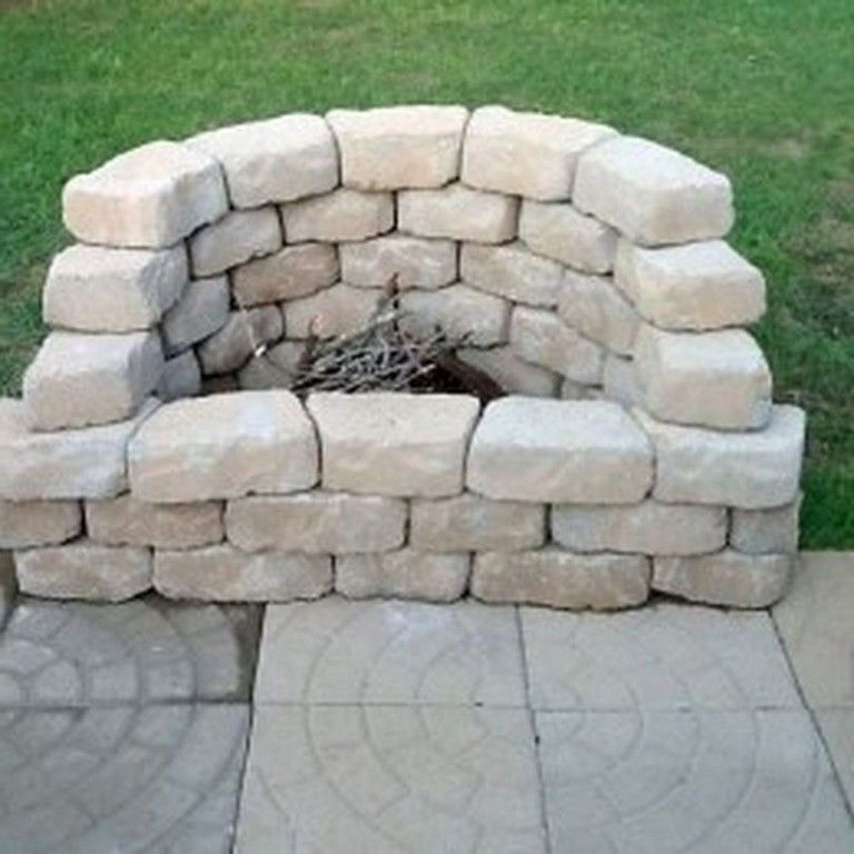 Pin By Becca Pohlman On Home Fire Pit Landscaping Fire Pit