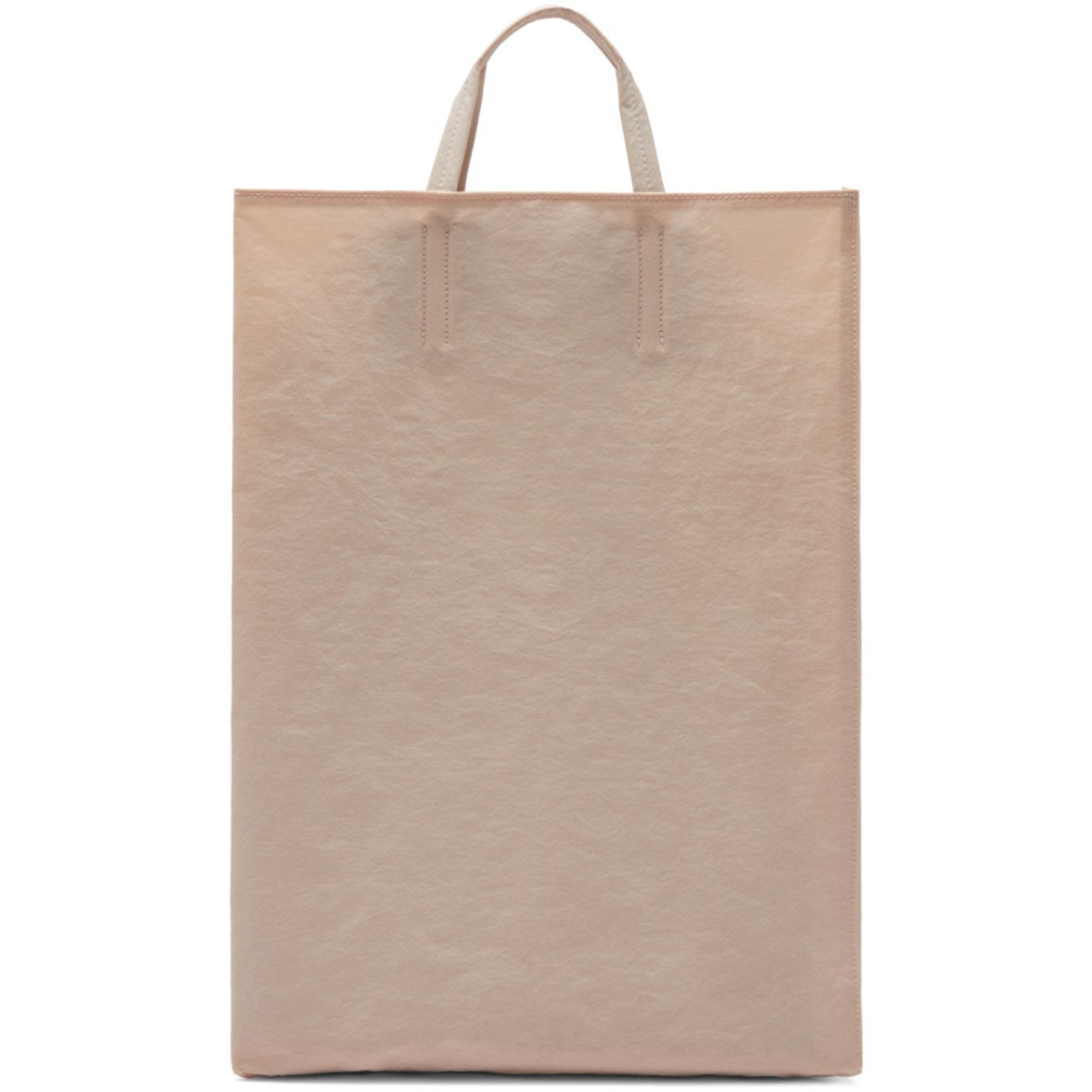 Download Acne Studios Pink Baker Tote