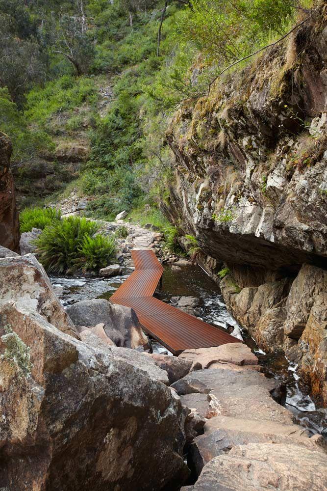 stream concept bioretention hansen_McKenzieFalls_10 « Landscape Architecture Works | Landezine