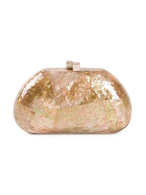 Compre Serpui Marie Clutch em madrepérola em Serpui Marie from the world's best independent boutiques at farfetch.com. Over 1000 designers from 60 boutiques in one website.