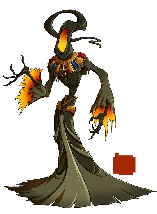 Nyarlathotep Avatar By Malakia Stories Oh Beautiful Darkness
