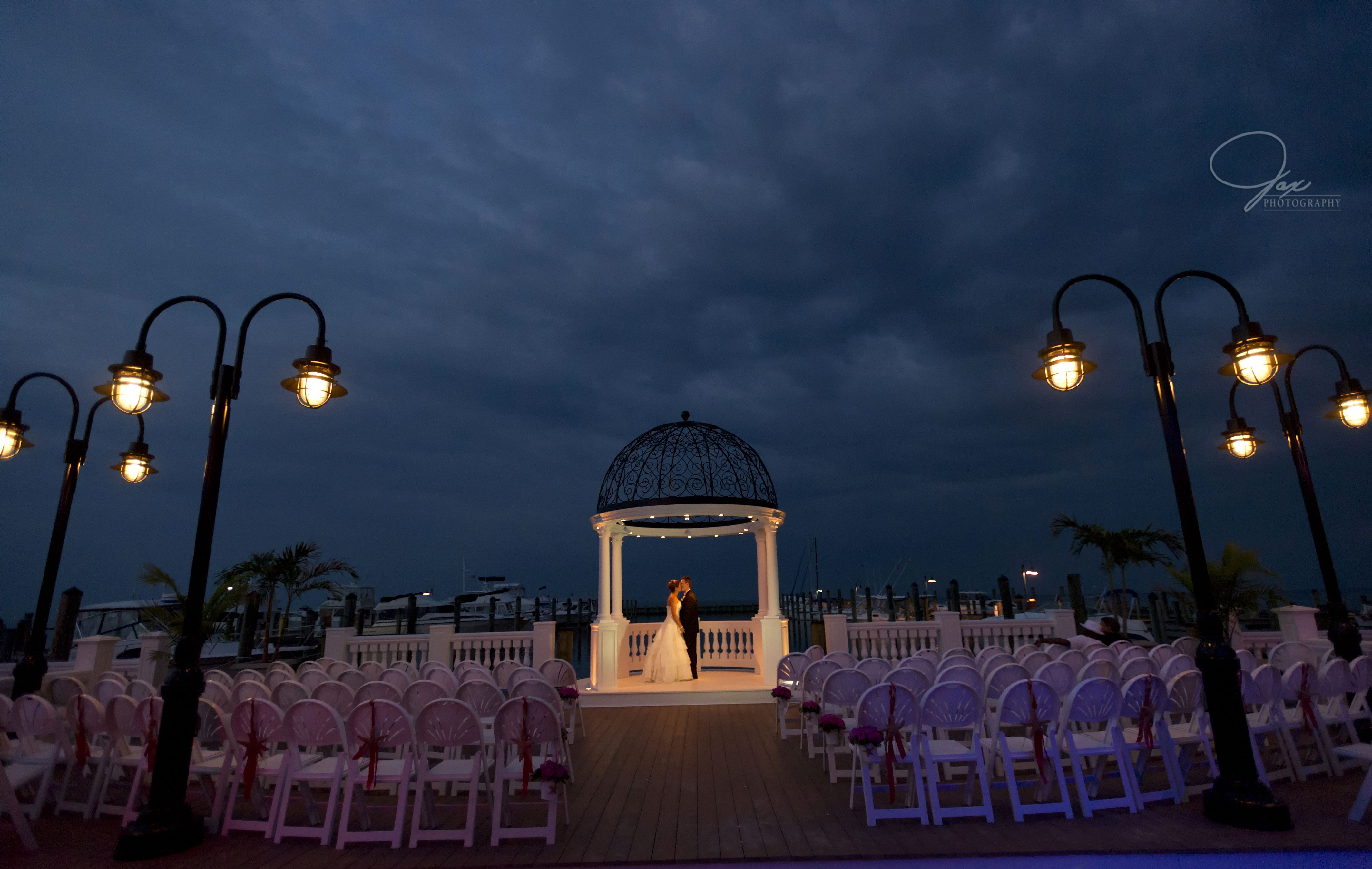 Weddings At Chesapeake Beach Resort