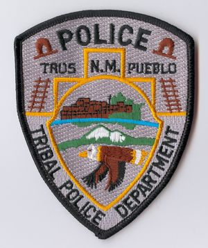 New Mexico Police Patches
