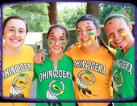 Job Descriptions  Chinqueka Girls Summer Camp  All Things Camp