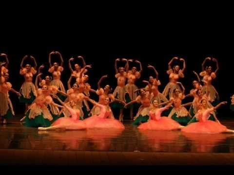 Um pouco sobre a Escola Estadual de Dança Maria Olenewa