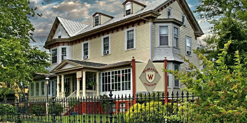 Cape May New Jersey Bed & Breakfast Hotel Suites Victorian