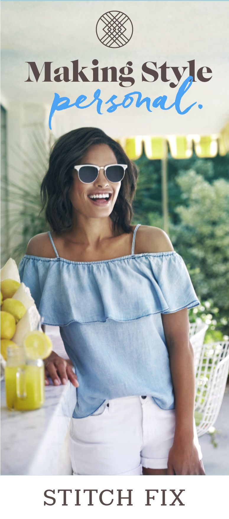 f8dddefc384281 Love this off the shoulder style. Please include in my next stitch fix
