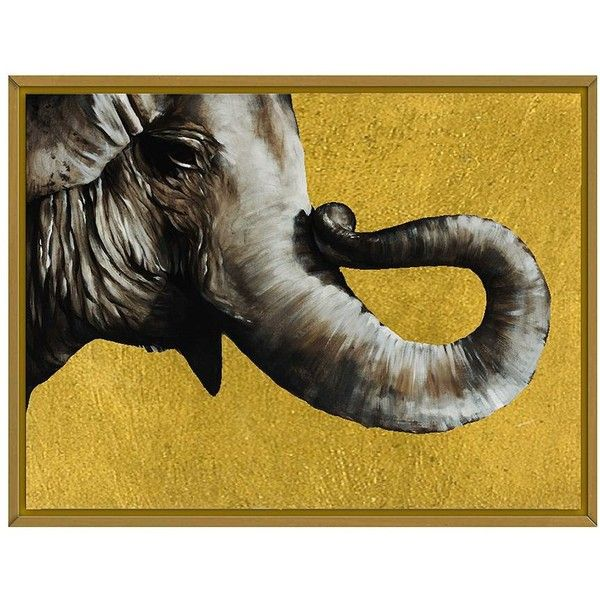 Ptm Images Assorment Canvas Trunk Space Wall Art (895 CAD) ❤ liked ...