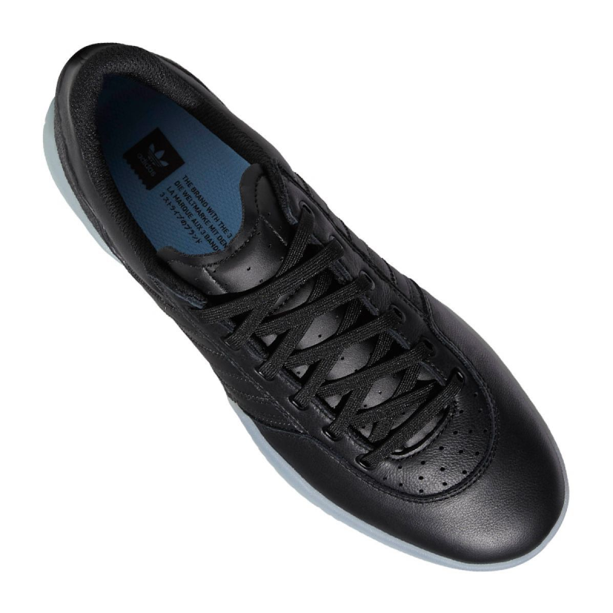 Buty Adidas City Cup Db3076 Czarne Sports Shoes Adidas Black Shoes All Black Sneakers
