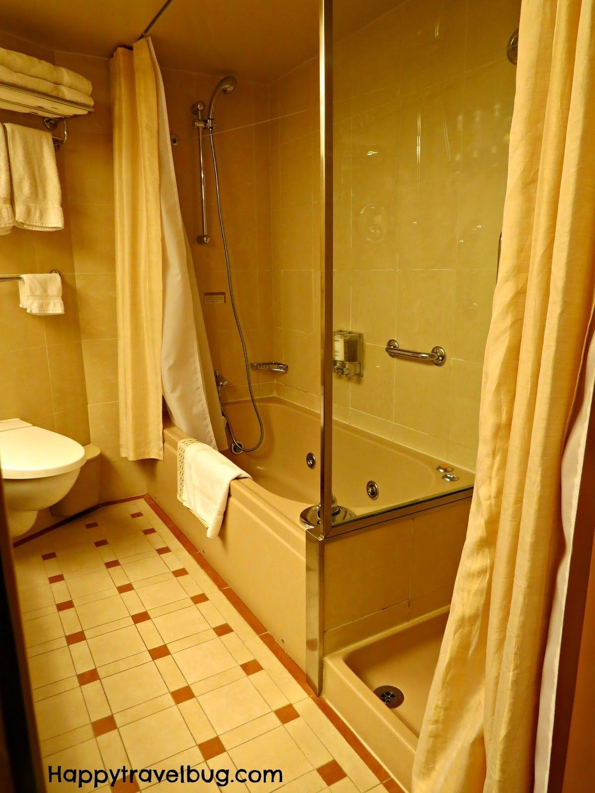 The Bathroom In A Signature Suite On A Holland America Mediterranean Cruise Holland America Holland America Cruises Cruise Europe