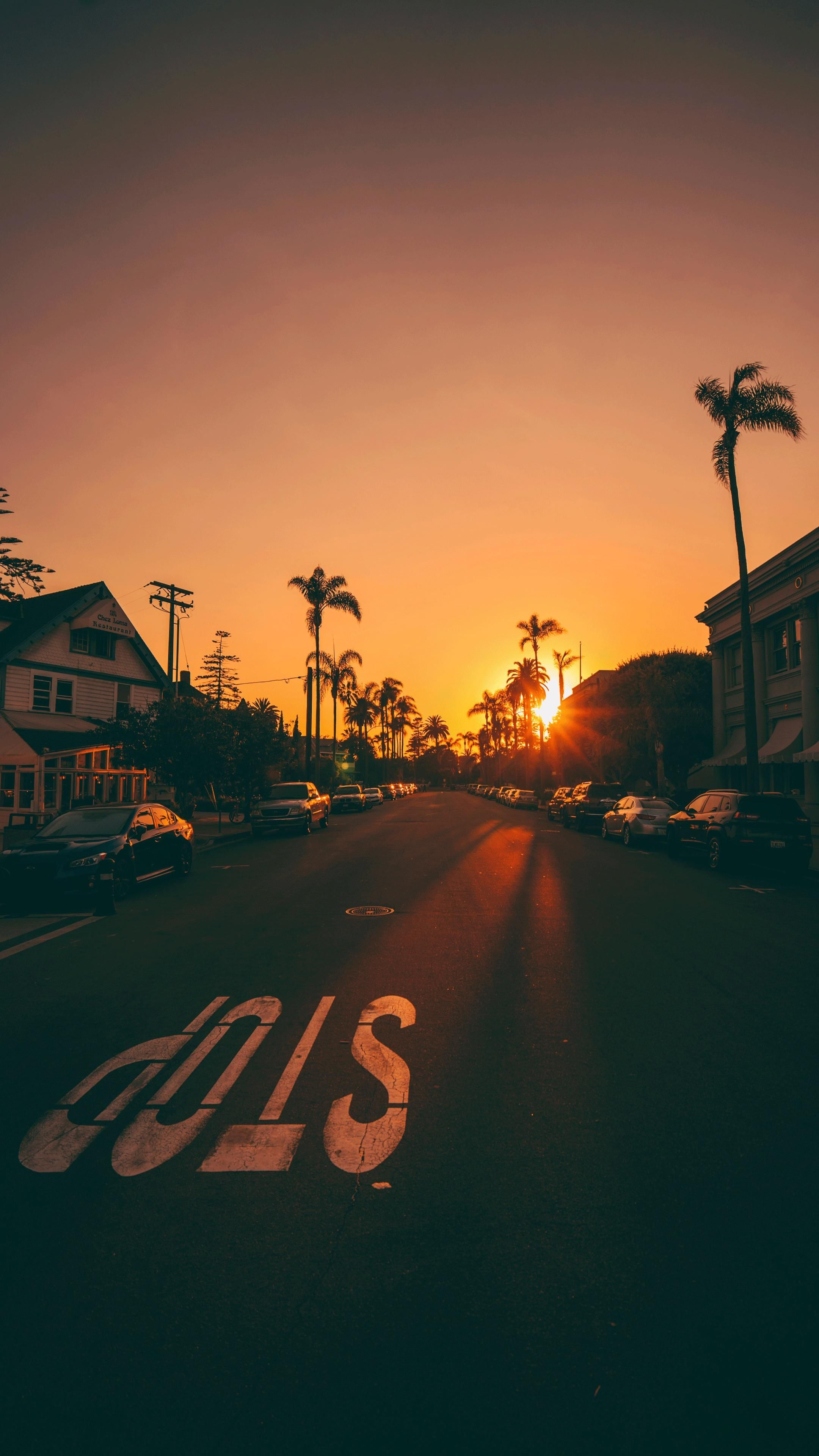 San Diego Sunset Aesthetic Wallpapers Sky Aesthetic Nature Photography