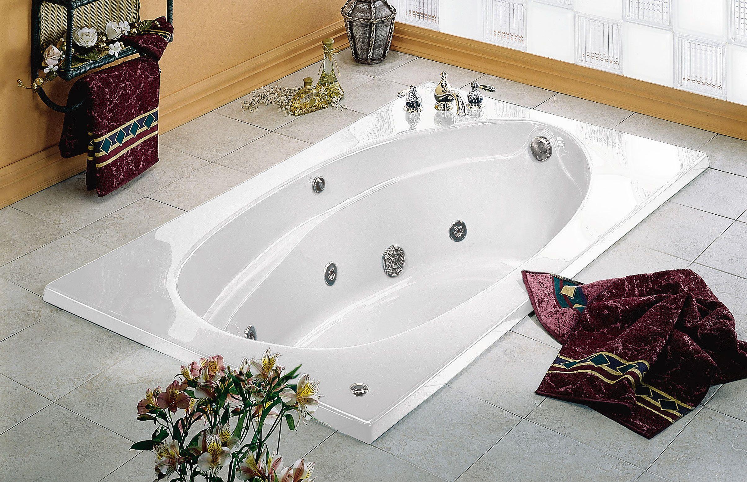 Bain TALISMAN alcôve ou podium - MAAX Professionnel | Salle de bain ...