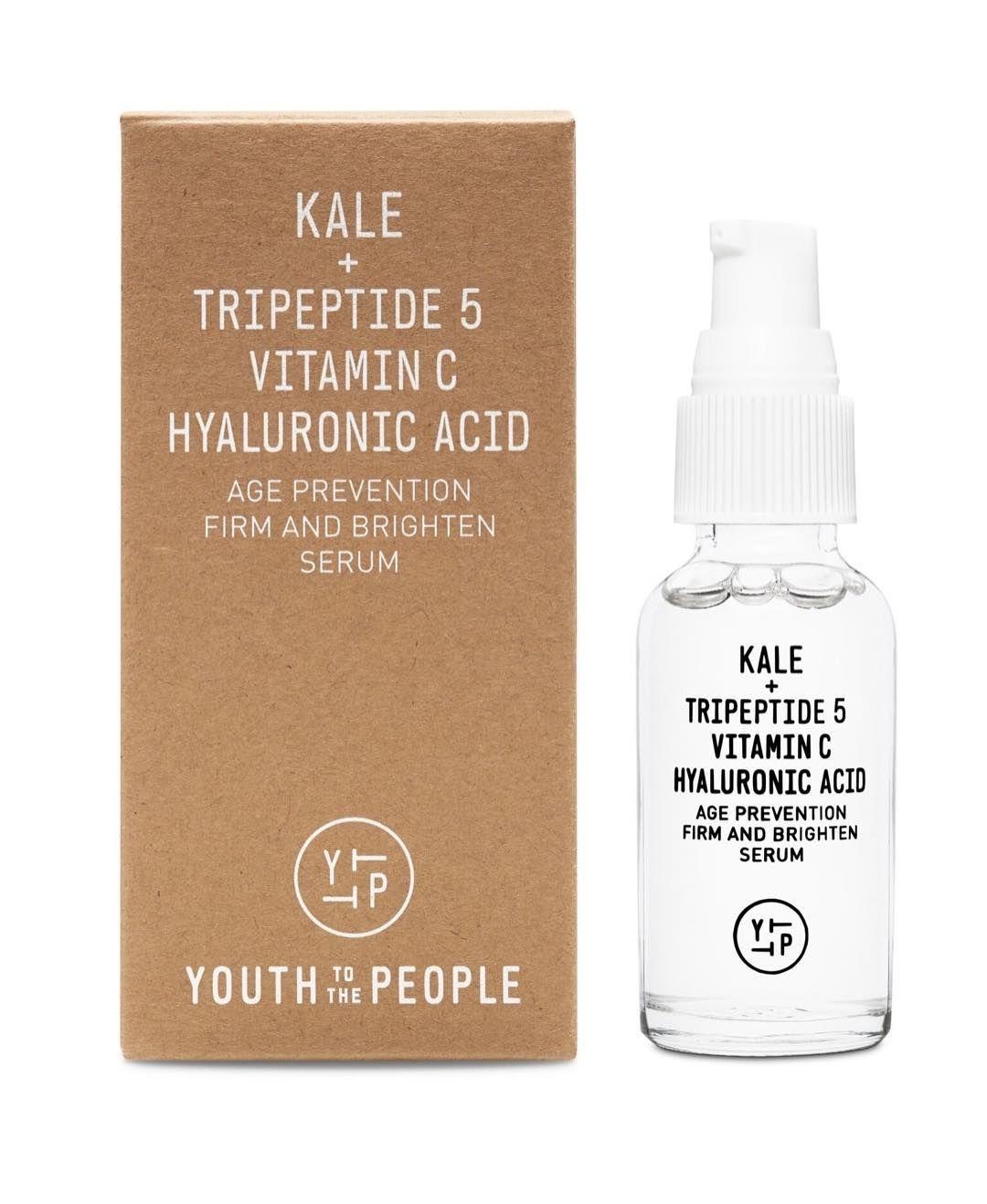 Boost collagen, brighten skin. theserum Best vitamin c