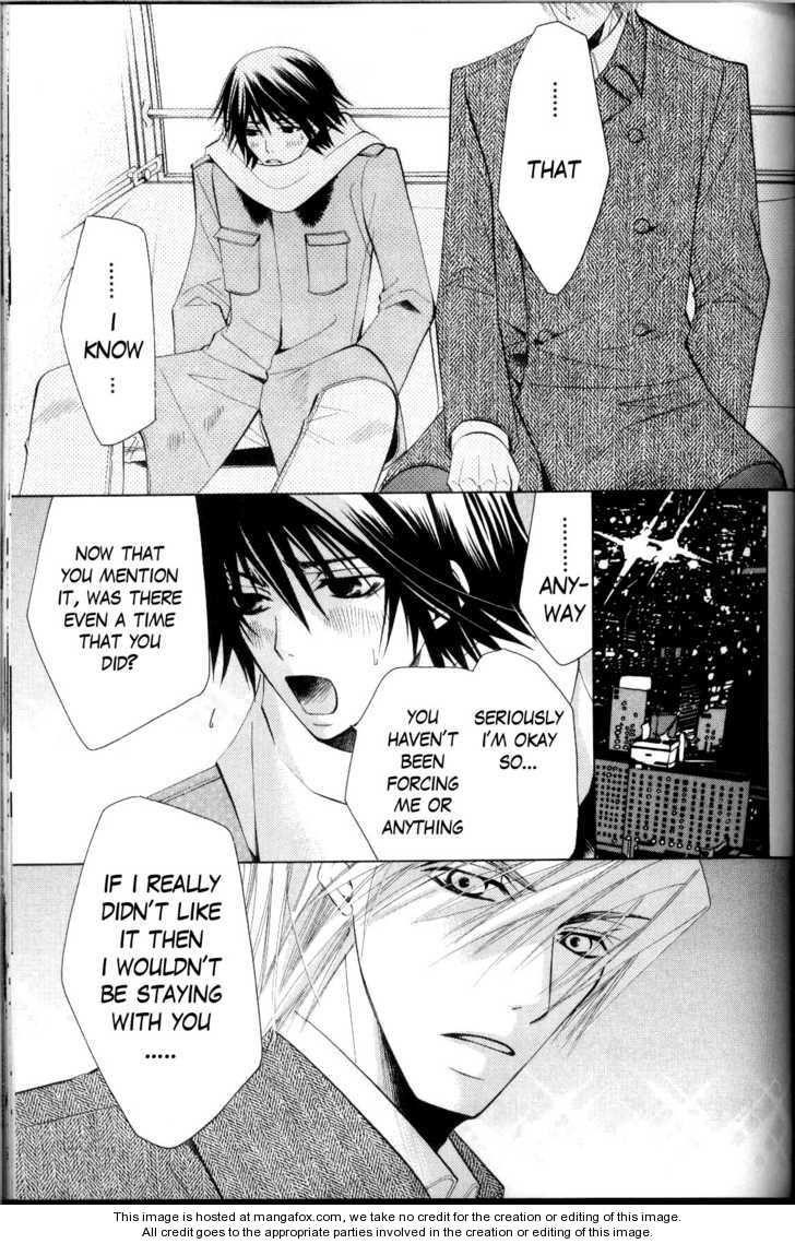 Junjou Romantica Vol.8 Ch.2 Page 50 - Mangago   Junjou ...