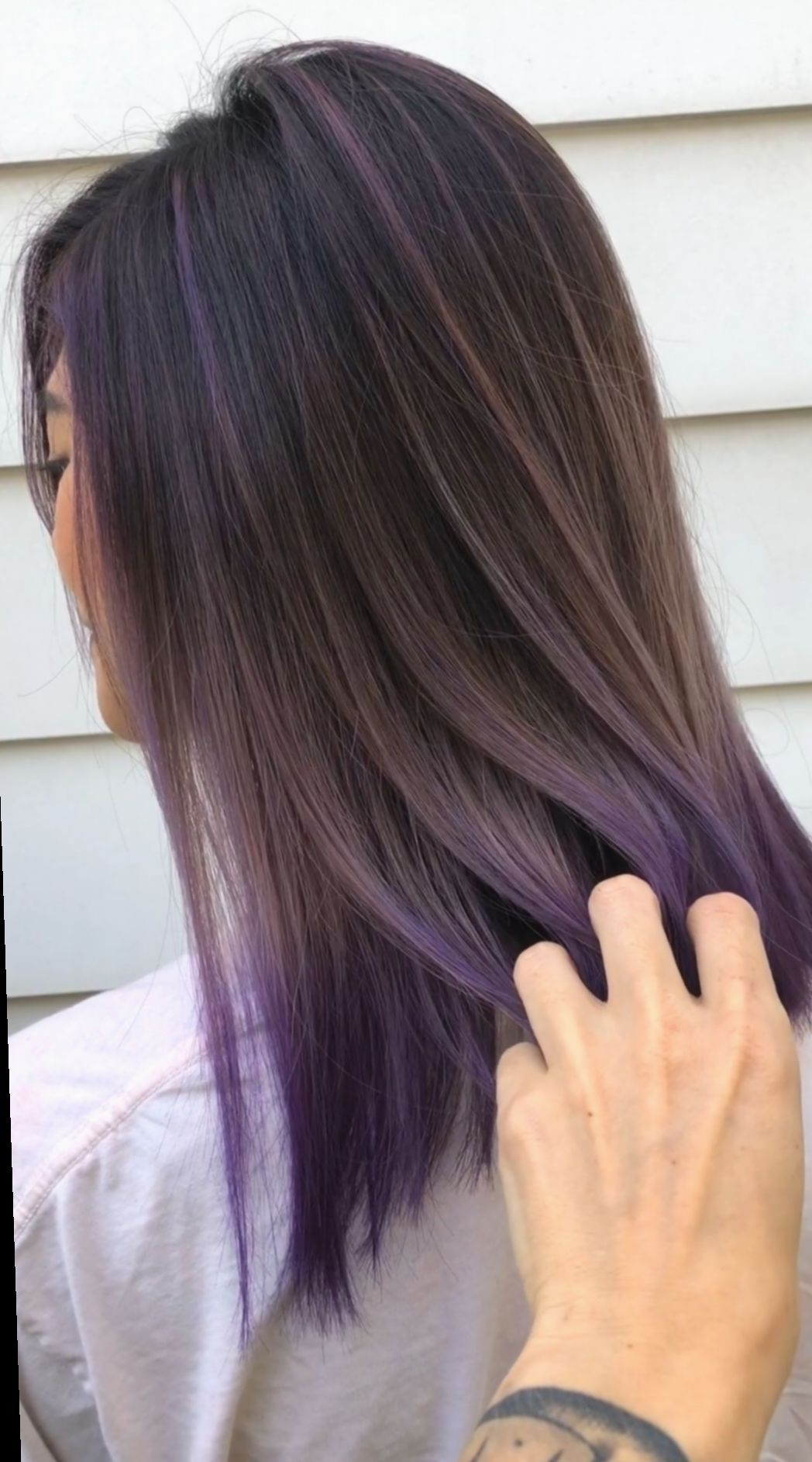 11 Hair Color Videos Acajou Hair Color For Black Hair Dark Pink Hair Light Purple Hair