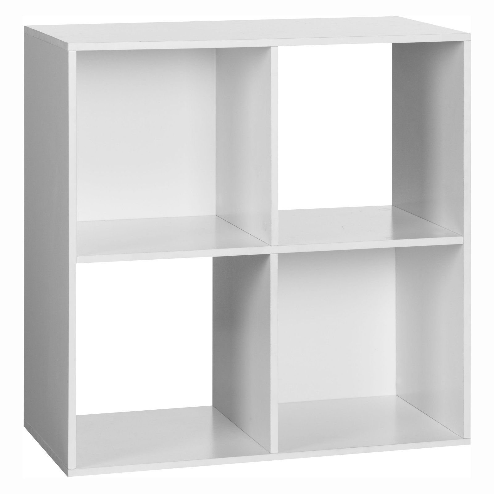 Onespace 4 Cube Organizer Bookcase Cube Organizer Cube Storage Bookcase Organization