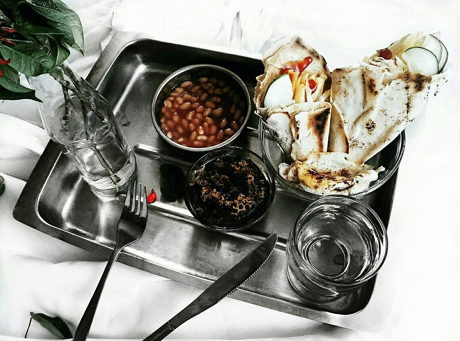 Breakfast in bed breakfast nigerianfood Nigerian food