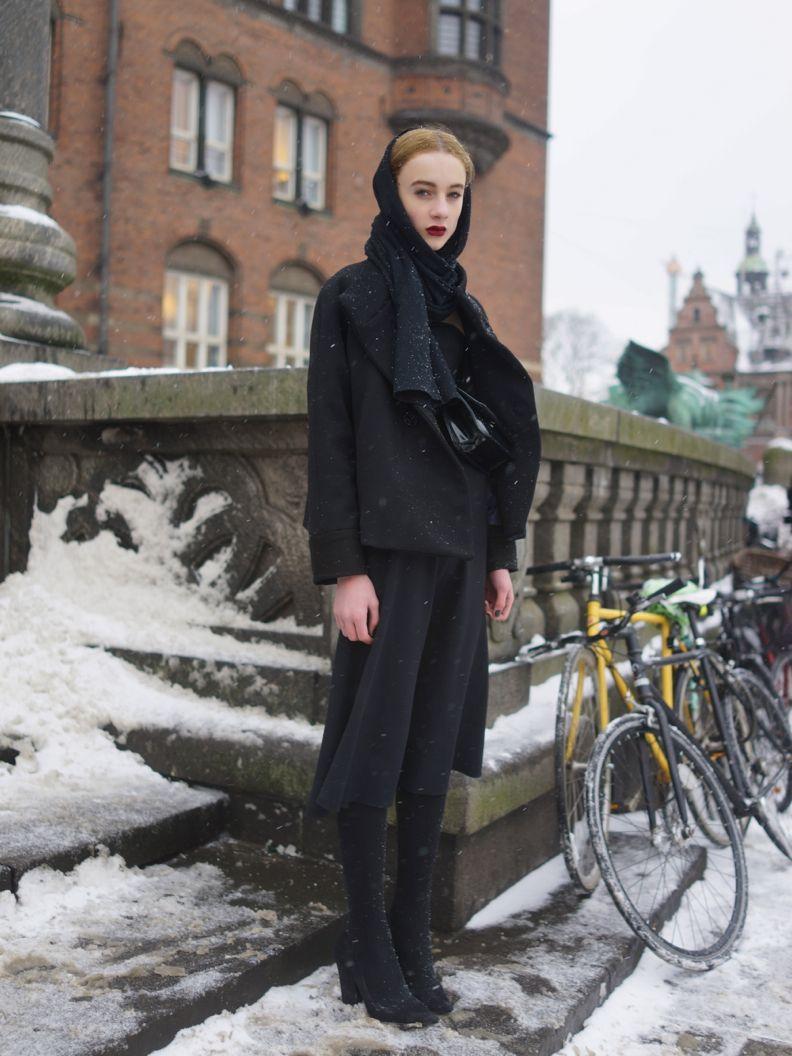 FaceHunter | NOWMANIFEST.COM Copenhagen fashion week AW14