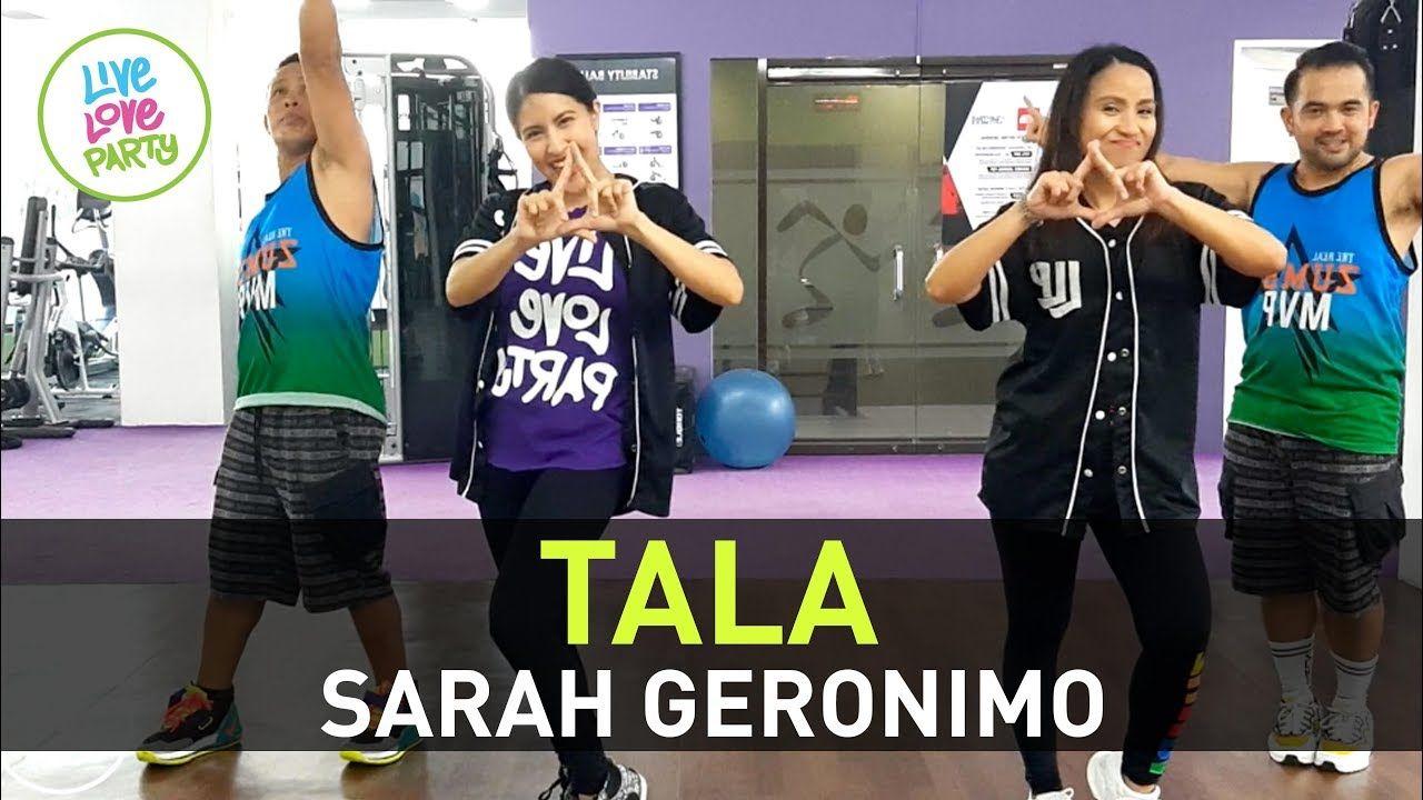 Tala by Sarah Geronimo Live Love Party™ Zumba® Dance