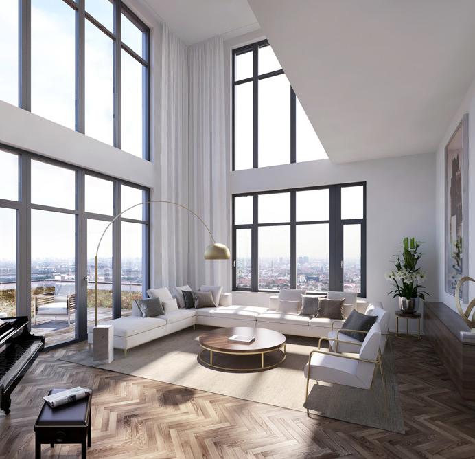 Eigentumswohnung im ÜBerlin Residential Tower Steglitzer