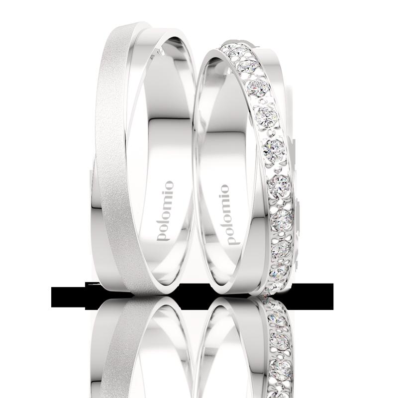 Snubni Prsten Tara Polomio Cz Wedding Rings Tara Made With Love By