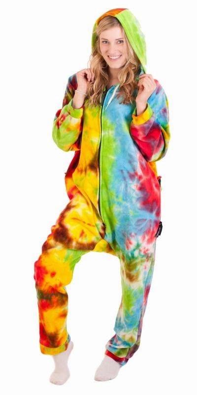 948f877709 Tie Dye Deluxe Adult Onesies