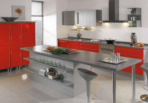 Büroküche PINO ALNO AG, Miniküche, Einbaugeräte