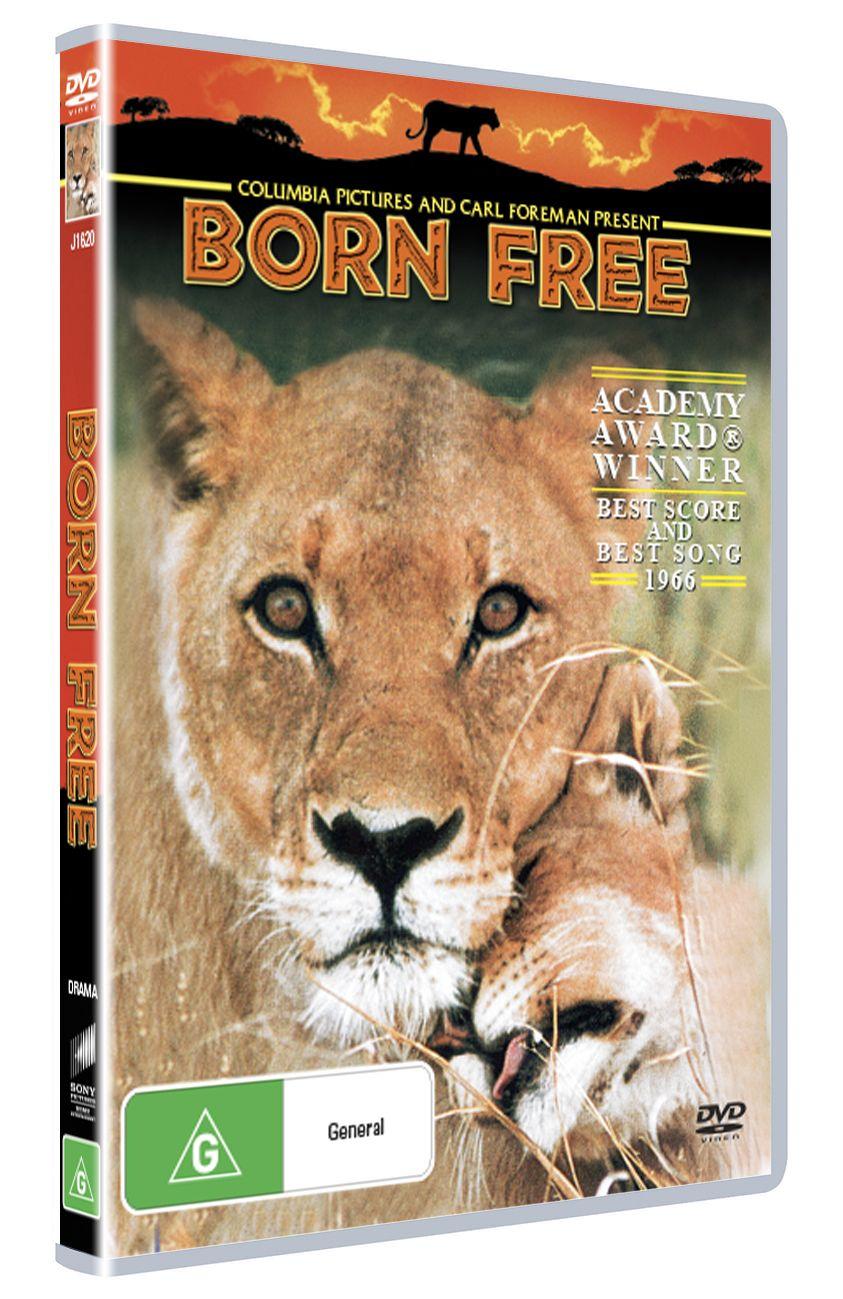 Born free dvd born free movie movies netflix movies