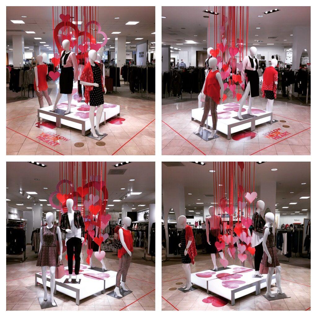 Valentine S Day Display Visual Merchandising Work In 2018