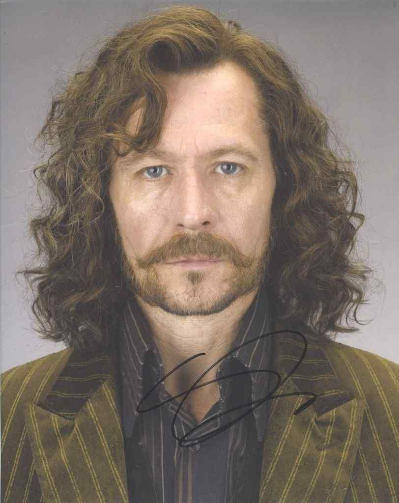 Gary Oldman Harry Potter Signed 8x10 Photo Certified Authentic PSA/DNA