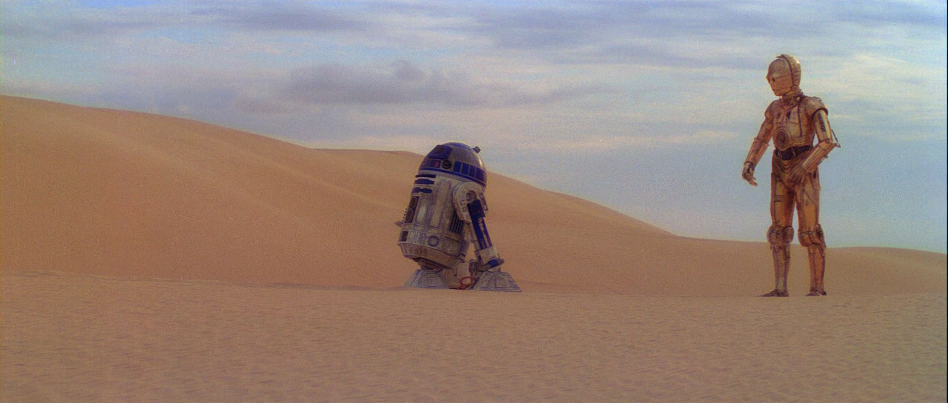 Image result for image, photo, picture, star wars, new hope, desert, robot auction