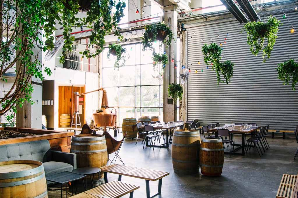 Starward Distillery Brewery bar, Distillery, Modern bar