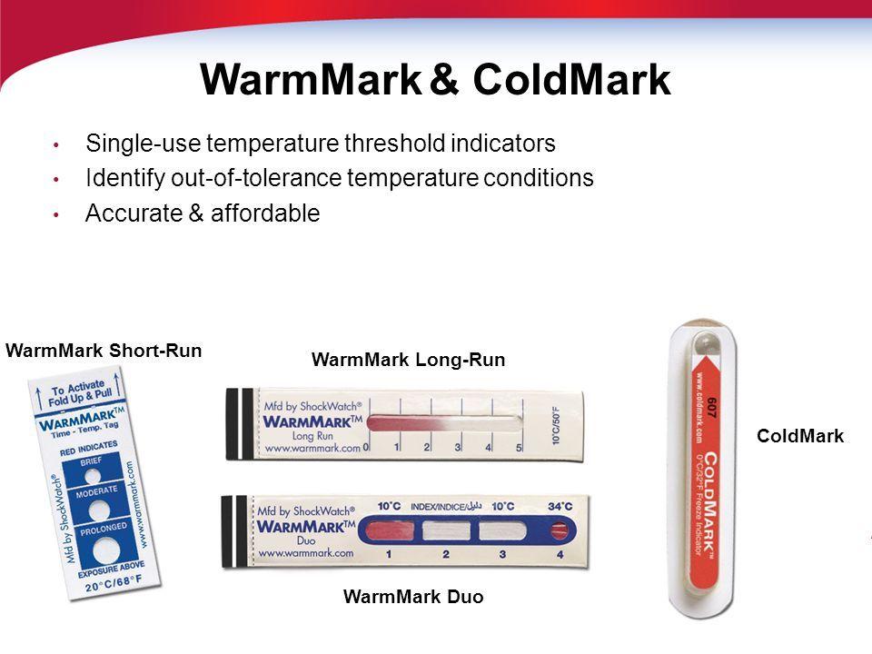 The Coldmark Temperature Indicators Construction Makes It Fast