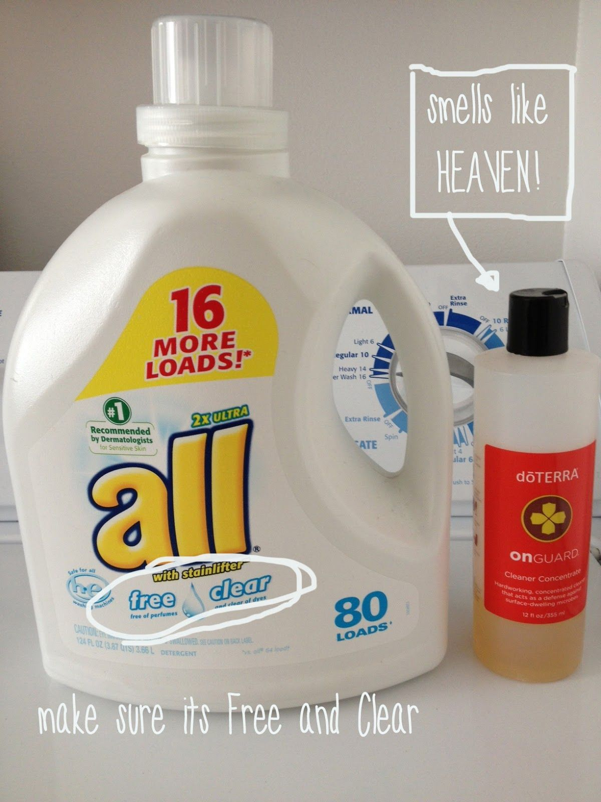 Safe Detergent For Daylin S Diapers Clothes And Such Phsc Lpn