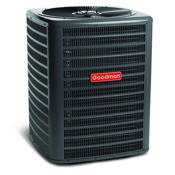 2 Ton 16 Seer Two Stage Goodman Heat Pump Air Conditioner Condenser Heat Pump Air Conditioner Air Conditioner