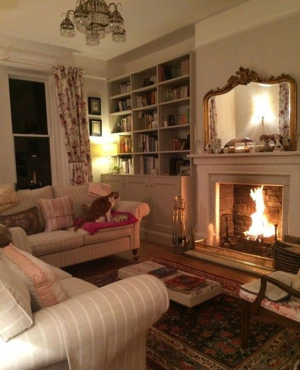 45 Incredible Living Room Design Ideas French Country Li