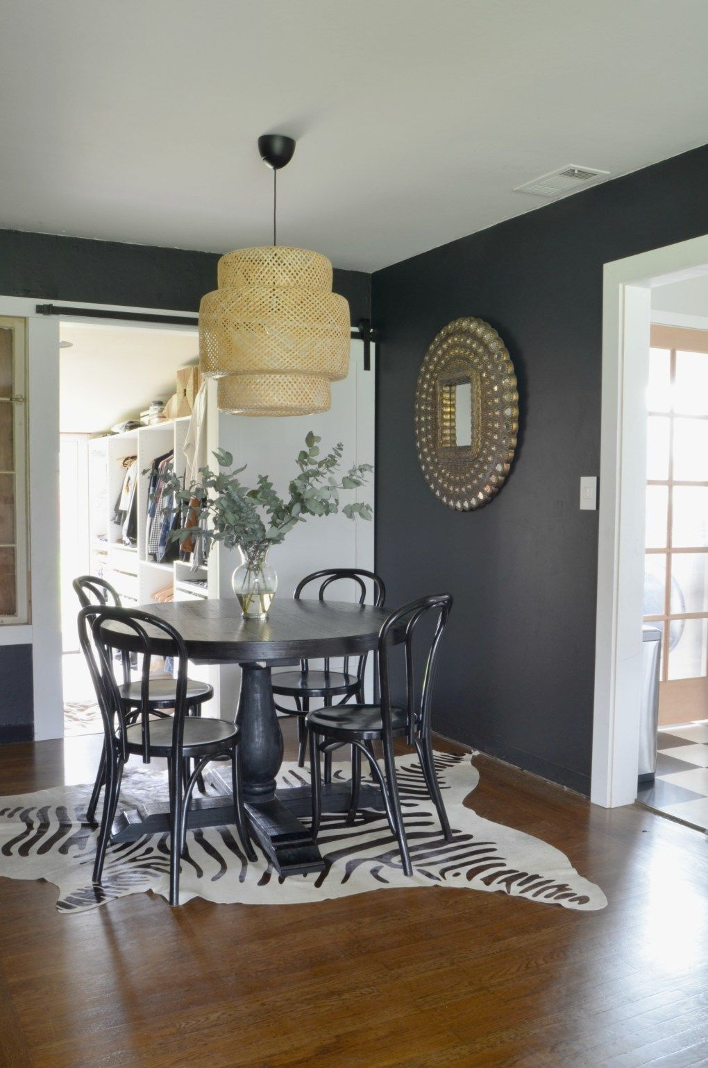 The Evolution Of thecottagebungalow Dining Room Makeover