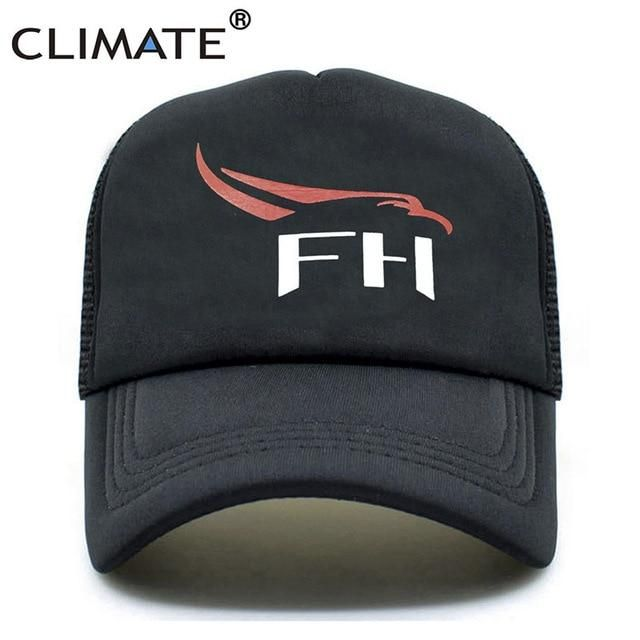 1b0d052a9df CLIMATE Spacex New Trucker Caps Space X Falcon Heavy FH Rocket Elon Musk  Summer Baseball Mesh